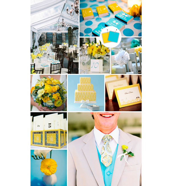 decoracao azul royal e amarelo casamento : decoracao azul royal e amarelo casamento:azul royal ou o azul marinho todos ficam um arraso